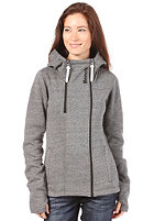 Womens Sandray Sweat Jacket black