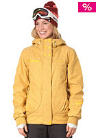 BENCH Womens Seleene Jacket spectra Yellow