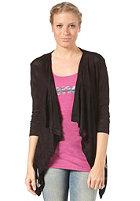 BENCH Womens Shapelover Cardigan black