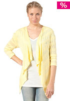 BENCH Womens Shapelover Cardigan sunshine