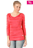 BENCH Womens Shapeshifter Knit hibiscus