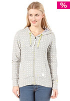 BENCH Womens Shillay Sweat Jacket grey marl