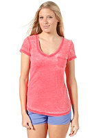 BENCH Womens Sixfive S/S T-Shirt hibiscus