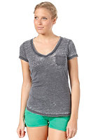 BENCH Womens Sixfive S/S T-Shirt total eclipse