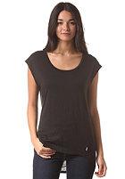 BENCH Womens Slingin S/S T-Shirt jet black