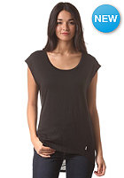 BENCH Womens Slingin S/S T-Shirt jet black