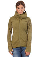 BENCH Womens Slinker Fleece green moss