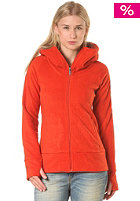 BENCH Womens Slinker Hooded Jacket cherry tomato