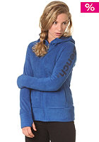Womens Slinker Hooded Jacket princess blue