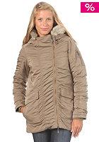 BENCH Womens Snork Jacket lead grey