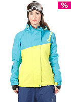 BENCH Womens Snow Sally Jacket bluebird