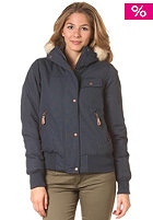 BENCH Womens Snowslide Jacket total eclipse