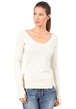 BENCH Womens Sprung Sweatshirt sleet marl