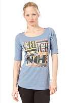 BENCH Womens Starbole S/S T-Shirt allure