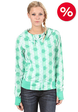BENCH Womens Starry Jacket gumdrop green