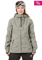 BENCH Womens Stella2 Jacket deep lichen green