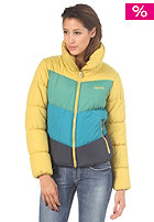 BENCH Womens Steppe Jacket oil yellow