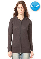 BENCH Womens Sunsout Knit Jacket dark grey marl