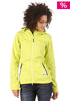 Womens Superlux3 Softshell Jacket lime punch