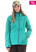 BENCH Womens Supersession Snow Jacket dynasty green