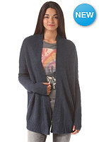 BENCH Womens Sweephurry Cardigan midnight navy