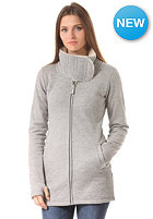 BENCH Womens Switch Stance Hooded Zip Sweat griffin marl