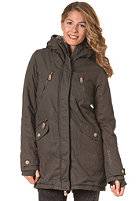Womens Tara II Jacket raven