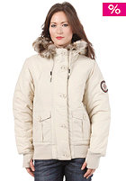 BENCH Womens Tarnish Jacket oatmeal