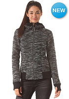Womens Tenends Cardigan jet black