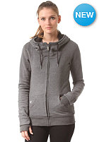 BENCH Womens The Hare Hooded Zip Sweat marl B65