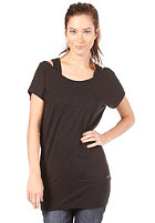 BENCH Womens Then Again S/S T-Shirt black