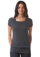 BENCH Womens Thenagain II S/S T-Shirt midnight navy