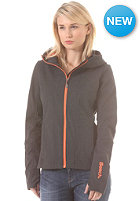 BENCH Womens Theo Hooded Zip Sweat marl b65