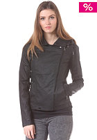 Womens Tigereyed Jacket jet black