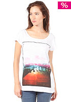 BENCH Womens Timerama S/S T-Shirt bright white