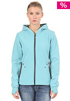 BENCH Womens Trent Jacket aqua