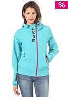 BENCH Womens Tuffy Softshell Jacket bluebird