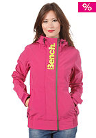 BENCH Womens Tuffy Softshell Jacket fuchsia red