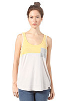 BENCH Womens Unballoo S/S T-Shirt yolk yellow
