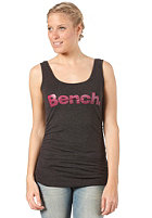 BENCH Womens Veststar Top bench black marl