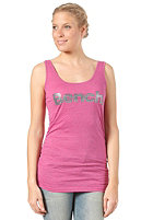 BENCH Womens Veststar Top raspberry rose