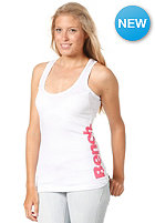 BENCH Womens Volley Vest Tank Top bright white