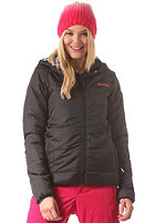 BENCH Womens Warm as Toast Jacket jet black