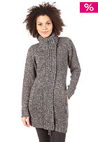 BENCH Womens Warmster Woolsweat dark grey marl