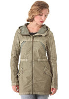 BENCH Womens Waspish Jacket mermaid