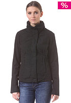 BENCH Womens Welded Jacket jet black