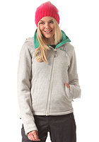 BENCH Womens Wight Knit Sweat seedpearl