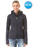 BENCH Womens Withstand Hooded Zip Sweat total eclipse