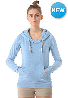 BENCH Womens Yorkville Hooded Sweat azure blue marl