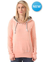 BENCH Womens Yorkville Hooded Sweat salmon marl